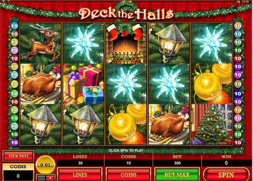 deck-the-halls-slot