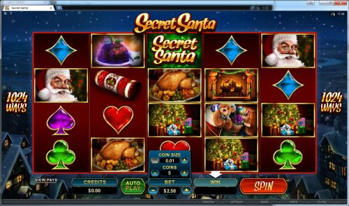 secret-santa-slot