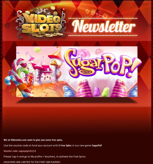 videoslots-newsletter